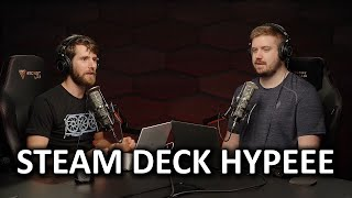 I Have MORE to Say About Steam Deck - WAN Show October 8, 2021