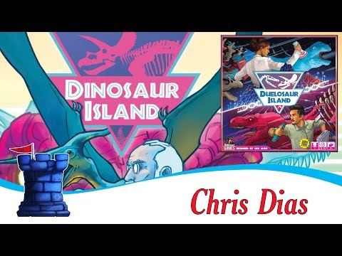 Dinosaur Island (Extreme Edition) -- Review by Chris Dias