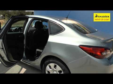 Opel Astra J Sedan Седан класса C - рекламное видео 1