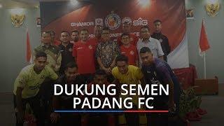 Dukung Semen Padang FC, Pemprov Sumbar Siap Kelola Kembali GOR H Agus Salim