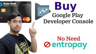 How To Buy Google Play Developer Console Account Without Entropay