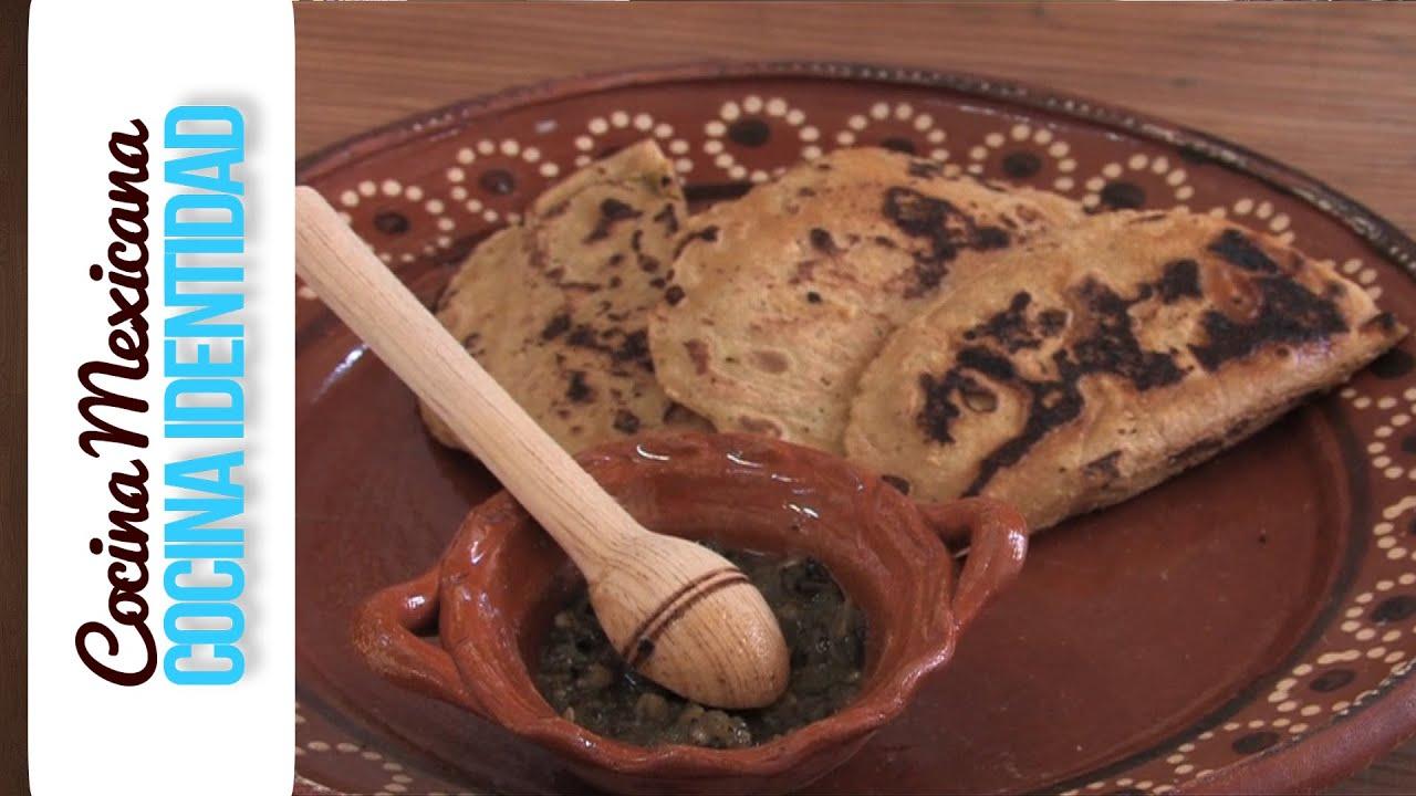 Antojitos Mexicanos: ¿Cómo hacer Empanadas de Chícharo? Yuri de Gortari