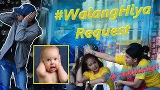 "#WalangHiya Request ""Magtanong sabay TAKIP-TENGA"" (Prank)"