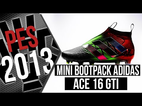 PES 2013 MINIBOOTPACK ADIDAS ACE 16 GTI BY D16