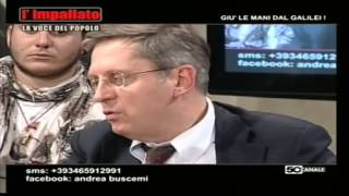 preview picture of video 'L'Impallato (50canale TV), puntata del 19 maggio 2014'
