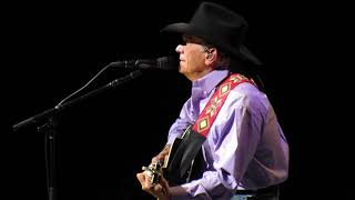George Strait   The Weight Of The BadgeAug 2019Las Vegas, NVT Mobile Arena
