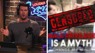 EXPOSED: YouTube's Newest Censorship Plot! | Louder With Crowder