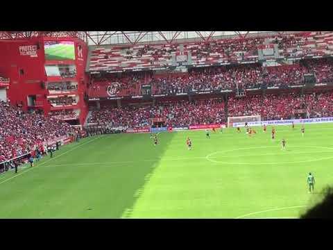 GOL DE LA CHOFIS LÓPEZ CHIVAS VS TOLUCA 3-1 APERTURA 2019