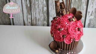 XXL Gigant Chocolate Riesen Cupcake | Danis Cupcakes