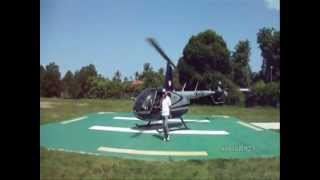 preview picture of video 'Journey By Helicopter'