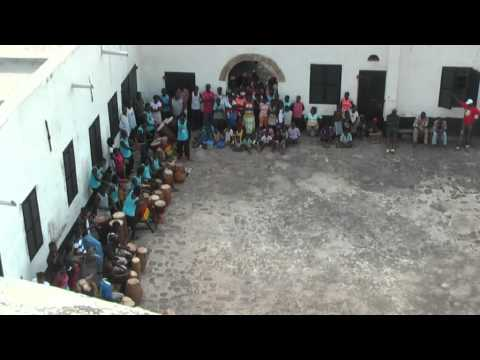 ABANKABA featuring louis wonder Elmina Castle GHANA