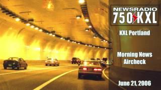 Newsradio 750 KXL Portland Aircheck (2006)