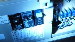 Trailer Circuit BREAKER Appliance Fix Even Without Blown Fuse Travel RV Motorhome