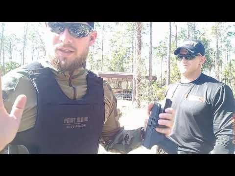 Gun training for bodyguard (executive protection agent) - YouTube