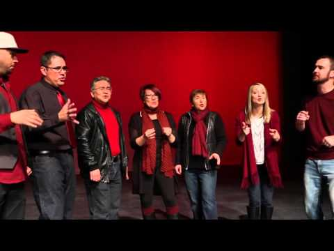 5280 A Cappella - Rudolph the Red-Nosed Reindeer