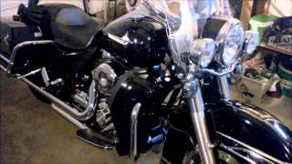 Harley Davidson Motorcycle Death Wobble