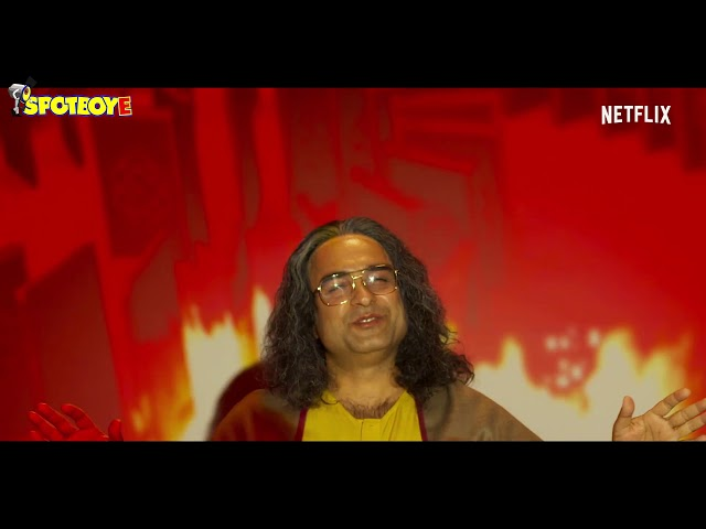 Just Binge: Netflix's Sacred Games 2 Review Marathi | SpotboyE