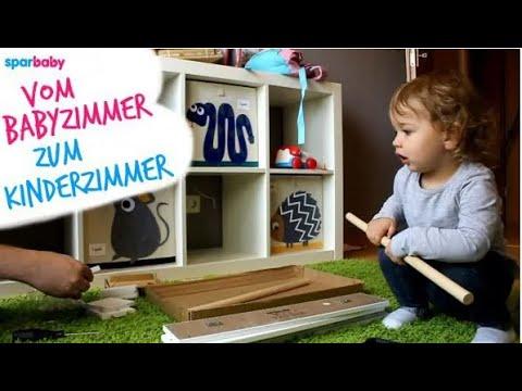 Ideen: Babyzimmer zum Kinderzimmer umgestalten