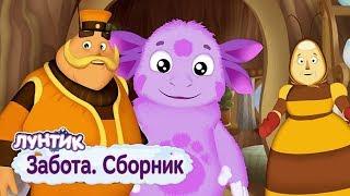 Забота - Лунтик - Сборник мультфильмов 2019