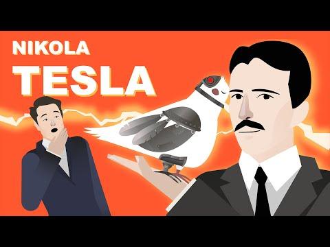 Nikola Tesla a jeho neuvěřitelné vynálezy