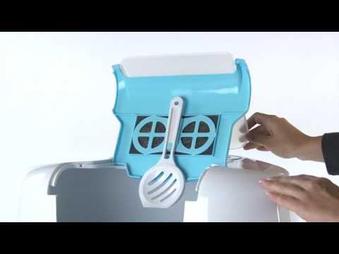 Moderna WC Flip Corner