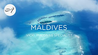 My travels in the Maldives