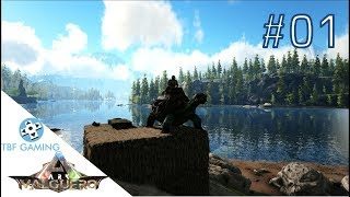 ark survival evolved ep 1 new map - TH-Clip