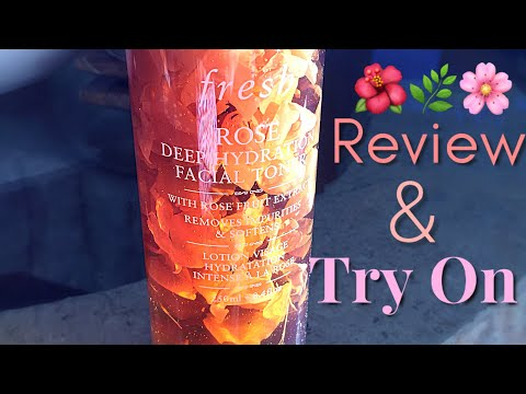 mp4 Fresh Beauty Rose Toner Review, download Fresh Beauty Rose Toner Review video klip Fresh Beauty Rose Toner Review