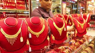 Gold jewellery set price in bd