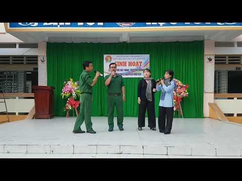 THCS Nguyễn Khuyến -  Trường Sơn Đông, Trường Sơn Tây (GV trình bày)