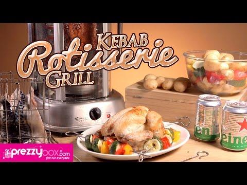 Kebab Rotisserie Grill