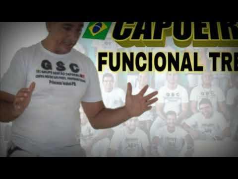 GRUPO SERTÃO CAPOEIRA  PROFESSOR TUCANO  PRINCESA ISABEL -PB   FUCIONAL TREINO  EM BONITO SANTA FE