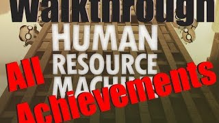 Human Resource Machine - Tripler Room/Octoplier Suite/Tetracontiplier - All achievements