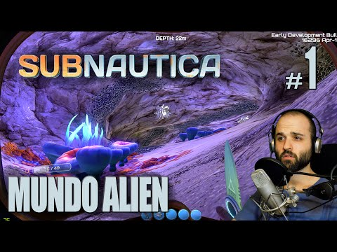 Gameplay de Subnautica