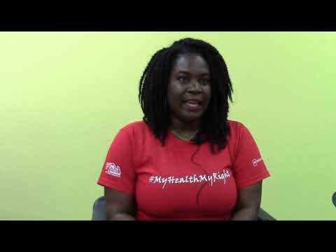 """TRINIDAD & TOBAGO: """"We support #16daysofactivism & other UNFPA campaigns"""" says Kimberly Gilbert"""