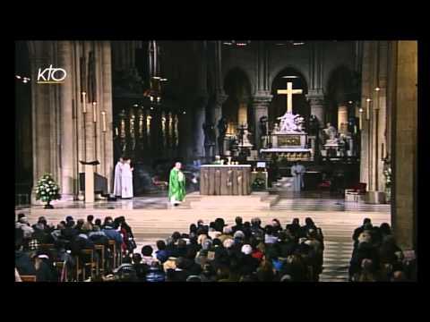 Messe du 15 février 2015