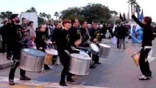 preview picture of video 'Drummers Cabalgata de Los Reyes Magos Orihuela Costa.m4v'