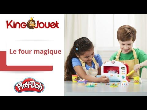 P/âte /à Modeler B9740EU40 avec piles Basics Play-Doh Le Four Magique