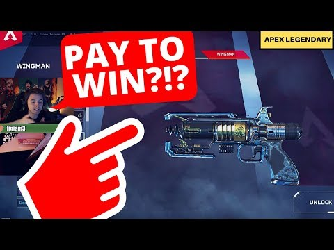 APEX LEGENDARY MOMENTS #5 PAY TO WIN?????