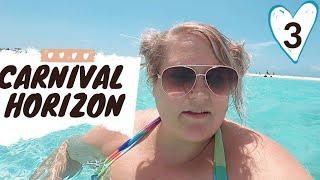 Carnival Horizon EP3 - Amazing Baby Beach Aruba!