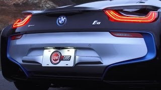 CNET On Cars - On the road: 2014 BMW i8
