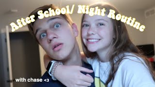My After School/Night Routine ft. OFN