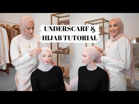 Everyday Hijab Tutorial & How I Do My Underscarf!
