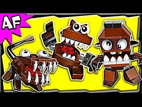 Vidéo LEGO Mixels 41514 : Jawg