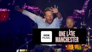 Coldplay - Fix You (One Love Manchester)