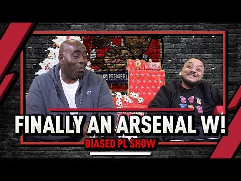 "At Long Last An Arsenal ""W"" | Biased Premier League Show ft Troopz"