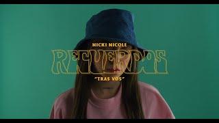 Nicki Nicole   Tras Vos