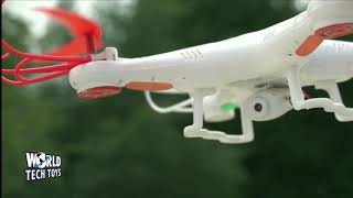 Striker Live-View WiFi 2.4GHz 4.5CH RC Camera Spy Drone