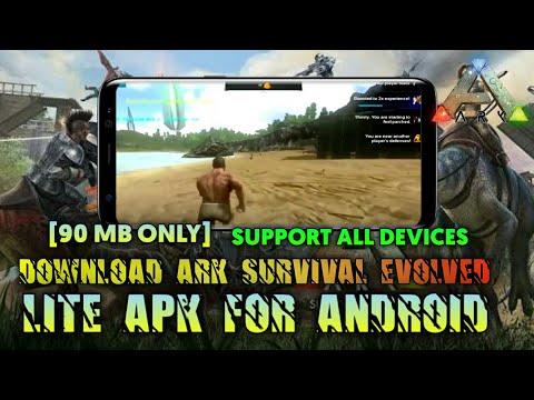 40 MB||ARK SURVIVAL MOBILE IN JUST 40 MB APK+OBB||DOWNLOAD