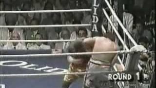 Julio Cesar Chavez Vs. Rocky Lockridge [15]